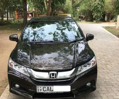 Honda Grace 2015 EX package