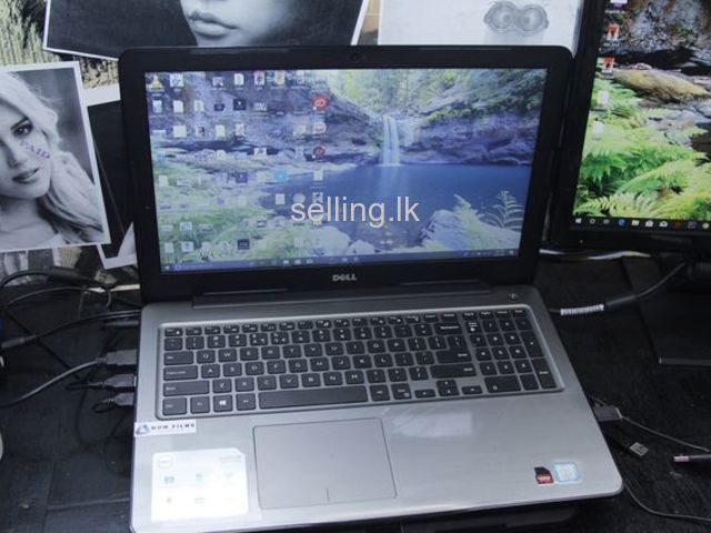 dell i7 7th gen laptop