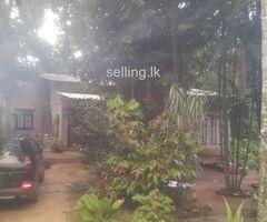 Half built House in kandana