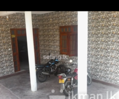 Ground floor house for rent in badulla passara main road