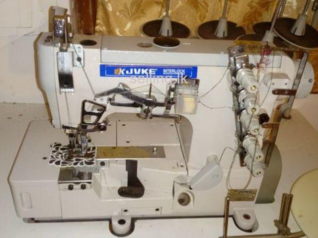KJVKE PATERLOCK SWING MACHINE