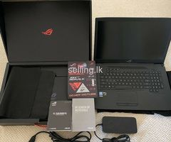 Asus Rog Strix Scar Edition GL703G Gaming Laptop
