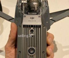 DJI Mavic Pro 4k drone Quadricopter Gray