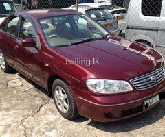 Nissan N17 1600CC