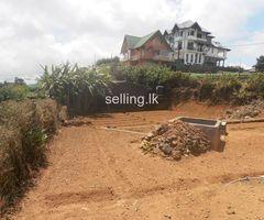 Nuwara eliya land for sale