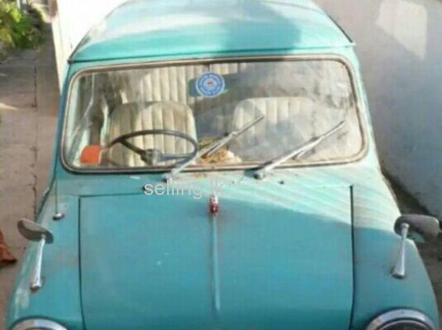 Austin mini a7