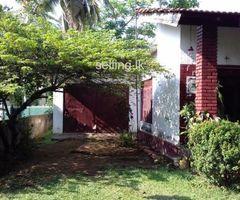 Land with House for Sale Moratuwa - ඉඩමක් සහිත නිවසක් විකිනීමට මොරටුව