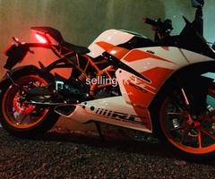 KTM RC200 2018