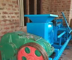 clay brichs manufacturing machine(මැටි ගඩොල් යන්ත්රය)