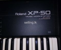 Roland Xp50 for sale
