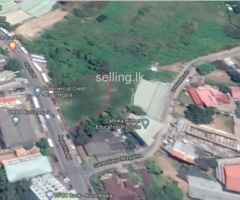 Land in kurunegala town