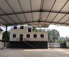 Warehouse for rent (kaduwela welivita)