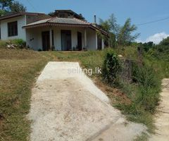 Newly build house for sale in matale