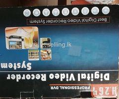 Digital Video Recorder System