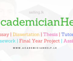 Thesis, Dissertation, Assignment, Coursework Writing Help for HND, Degree, Masters & PHD