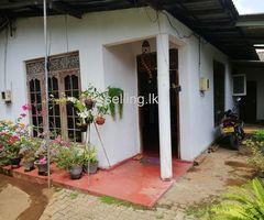 Valuable house in panadura
