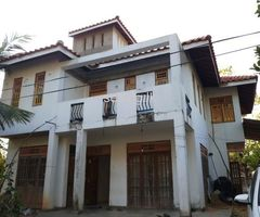 Newly built Two Stories House for Rent in Gampaha Town