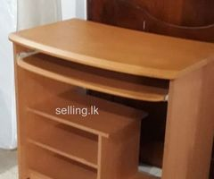 Compute table and chair for sale
