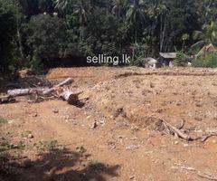 Land for sale in Hathagoda (near Warawala)