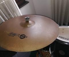 New Tama drum set