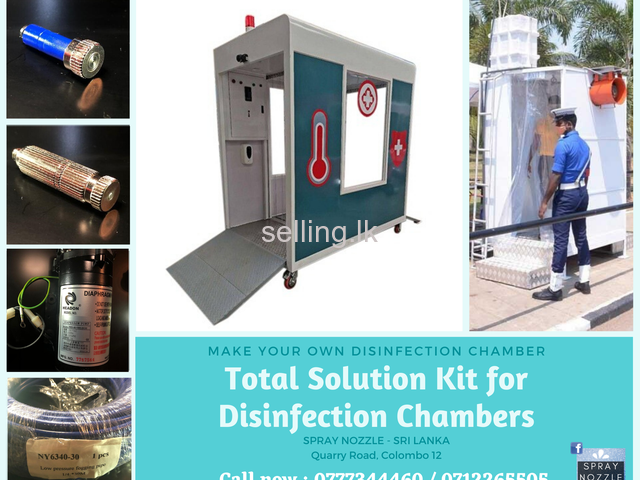 Disinfection Chamber Accessories