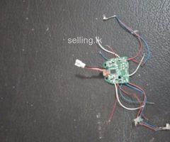 Drone remote and receiver