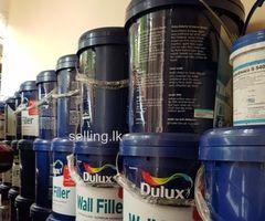 Dulux Acrylic wall filler 20litre