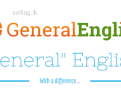 General English classes for A/L and O/L