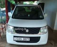 Suzuki wagon r FX 2016 For sale