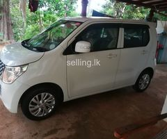 Suzuki wagon r FX 2016 For sale