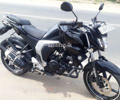 Yamaha Fz 16 V2 bike for sale