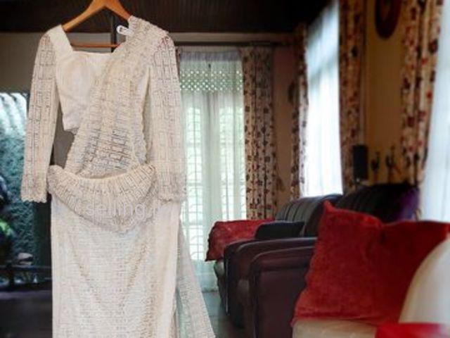 Bridal Saree 3 Piece made-up BRAND NEW