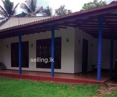 One storied House for Rent in Athurugiriya (100 m to Highway entrance)