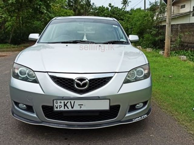 Mazda Axela for Rent