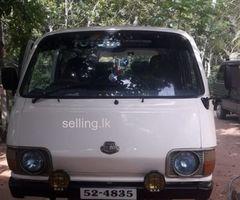 Toyota HH30 Van