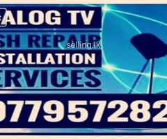 Dialog TV Dish Repair Installation Services
