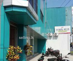 Commercial Property available at Dalugama near the University of Kelaniya