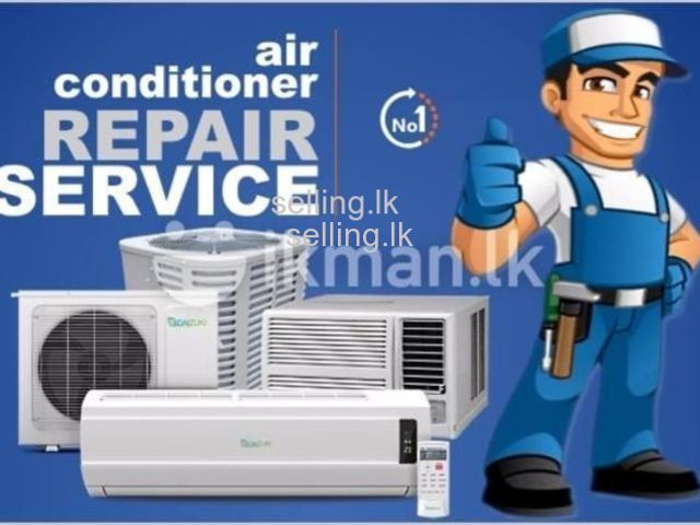 Repairing and servicing all types of A/C units - SHA REF ENGINEERS