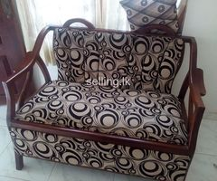 wood sati sofa