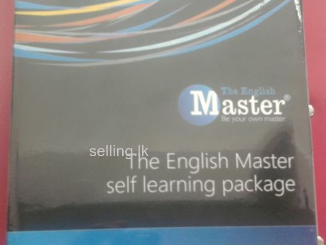 Basic English Master Self Learning Package for Sale