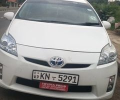 Toyota Prius hybrid 3rd generation