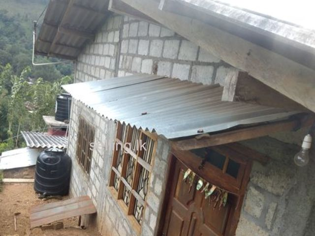House for sale in Near galaha town