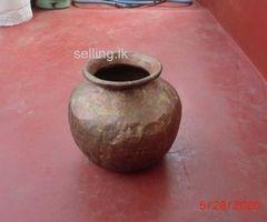 Antique Copper Pot For sale,