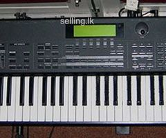 Roland Xp80 Keyboard ekak vikinimata etha