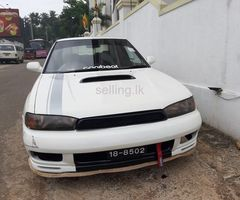 Subaru legacy BD5