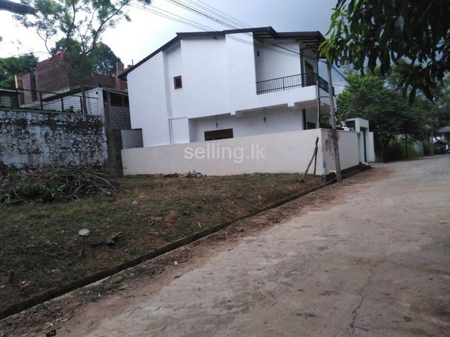 Sale for Half  completed house with  land