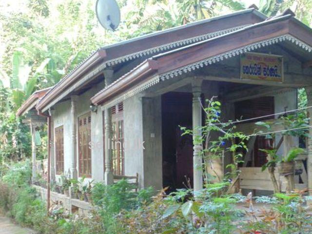 House for sale in Hondiyadeniya