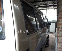 Shell LH 61 van for sale