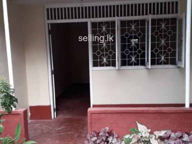 Annex for rent in Dehiwela