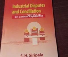 Sri Lankan labour law books